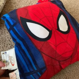 Costumes - Small Spider-Man costume and pillow!